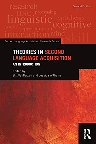 9780415824217: Theories in Second Language Acquisition: An Introduction (Second Language Acquisition Research Series)