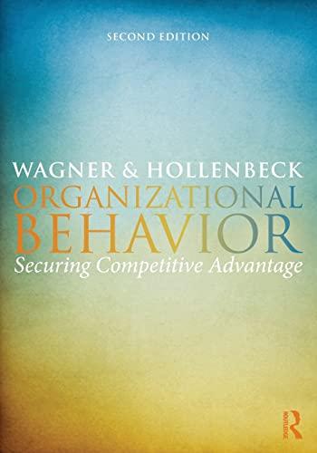 9780415824248: Organizational Behavior: Securing Competitive Advantage