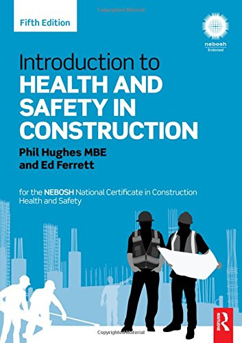 9780415824361: Introduction to Health and Safety in Construction: for the NEBOSH National Certificate in Construction Health and Safety