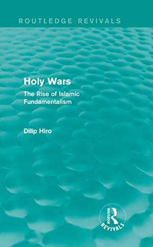 9780415824446: Holy Wars (Routledge Revivals): The Rise of Islamic Fundamentalism (Volume 3)