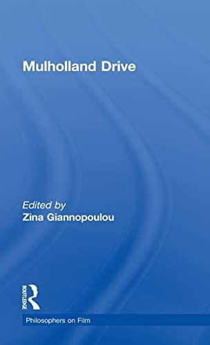 9780415824651: Mulholland Drive (Philosophers on Film)