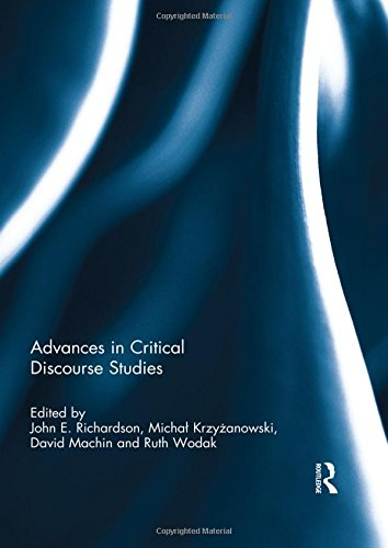9780415824798: Advances in Critical Discourse Studies