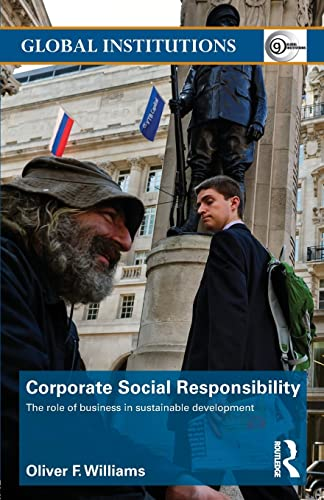 9780415824972: Corporate Social Responsibility: The Role of Business in Sustainable Development (Global Institutions)