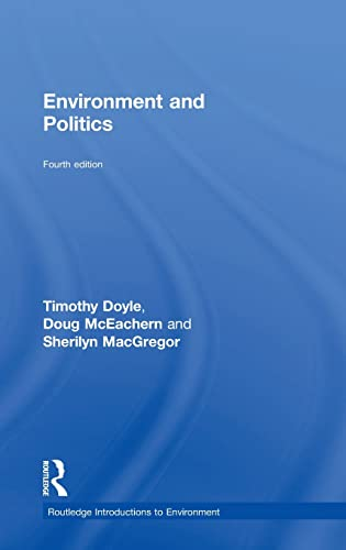 9780415825528: Environment and Politics (Routledge Introductions to Environment: Environment and Society Texts)