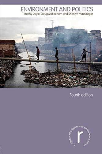 9780415825535: Environment and Politics (Routledge Introductions to Environment: Environment and Society Texts)