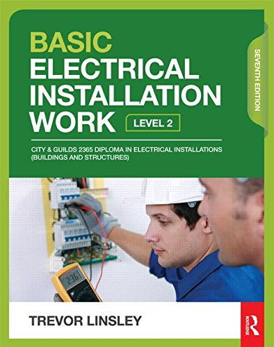 9780415825764: Basic Electrical Installation Work, 7th ed