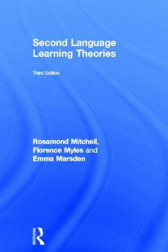 9780415825832: Second Language Learning Theories