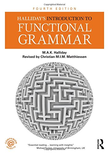 9780415826280: Halliday's Introduction to Functional Grammar
