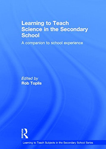 9780415826426: Learning to Teach Science in the Secondary School: A companion to school experience (Learning to Teach Subjects in the Secondary School Series)