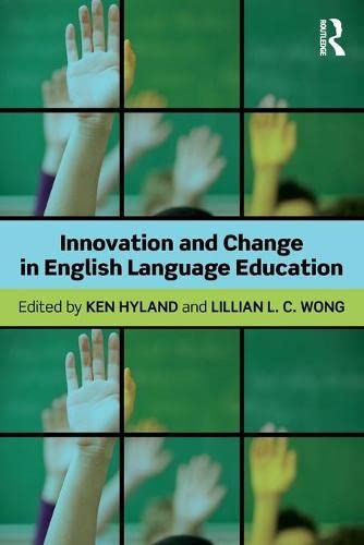 Innovation and change in English language education: Ken Hyland