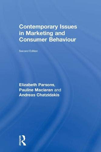 9780415826907: Contemporary Issues in Marketing and Consumer Behaviour