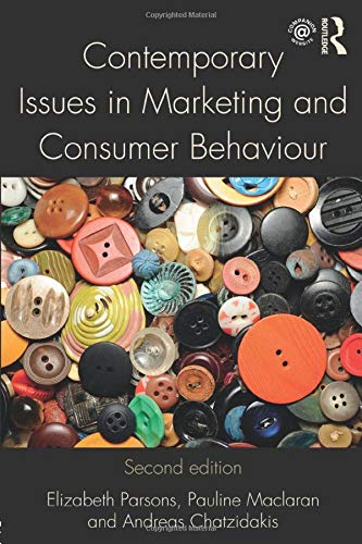 9780415826914: Contemporary Issues in Marketing and Consumer Behaviour