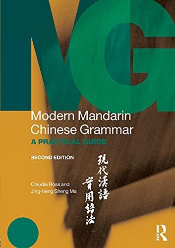 9780415827140: Modern Mandarin Grammar and Workbook Bundle: Modern Mandarin Chinese Grammar: A Practical Guide