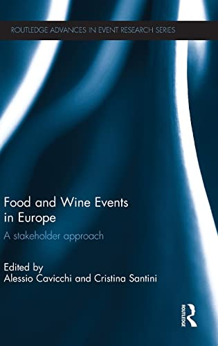 9780415827812: Food and Wine Events in Europe: A Stakeholder Approach