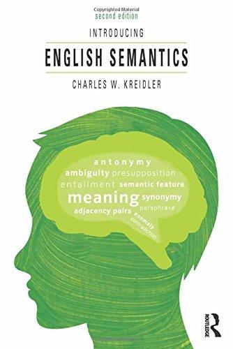 9780415828048: Introducing English Semantics
