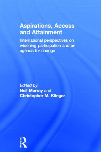 9780415828772: Aspirations, Access and Attainment: International perspectives on widening participation and an agenda for change