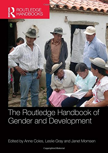 9780415829083: The Routledge Handbook of Gender and Development