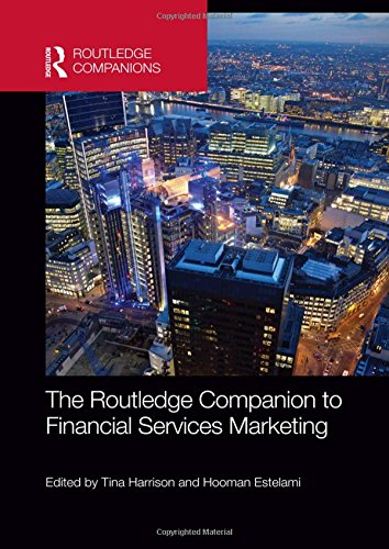 9780415829144: The Routledge Companion to Financial Services Marketing (Routledge Companions in Business, Management and Accounting)