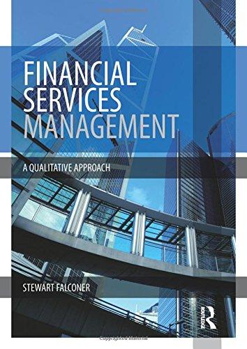 9780415829212: Financial Services Management: A Qualitative Approach