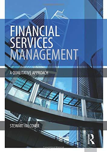 9780415829229: Financial Services Management: A Qualitative Approach