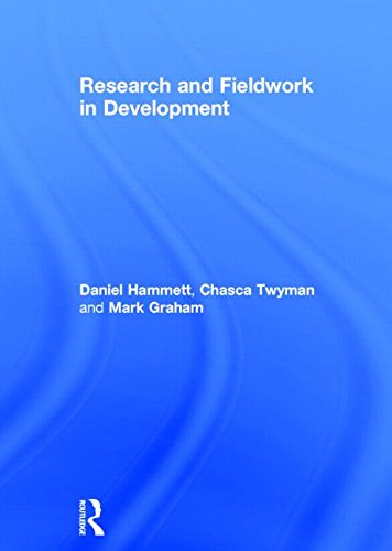 9780415829564: Research and Fieldwork in Development