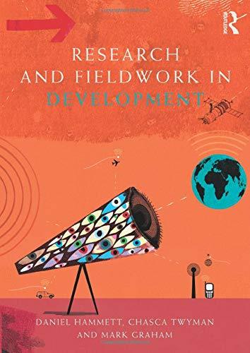 9780415829571: Research and Fieldwork in Development