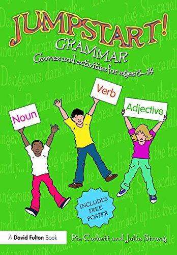 9780415831109: Jumpstart! Grammar: Games and activities for ages 6-14