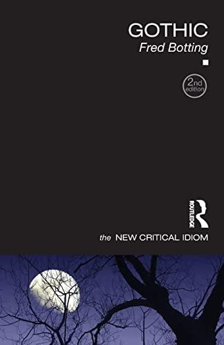 9780415831727: Gothic (The New Critical Idiom)
