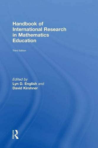9780415832038: Handbook of International Research in Mathematics Education (100 Cases)