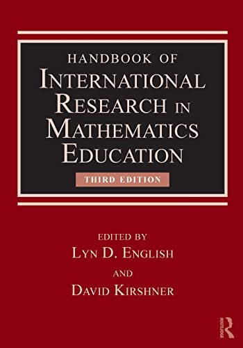 9780415832045: Handbook of International Research in Mathematics Education