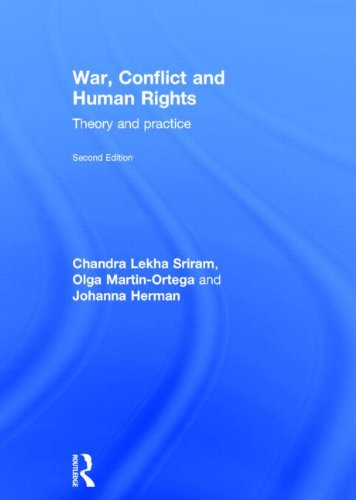 9780415832250: War, Conflict and Human Rights: Theory and practice