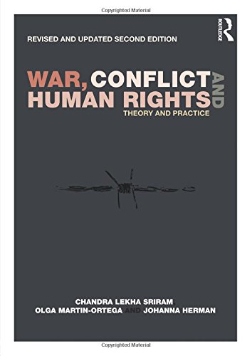 9780415832267: War, Conflict and Human Rights: Theory and practice