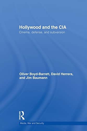 9780415832298: Hollywood and the CIA: Cinema, Defense and Subversion