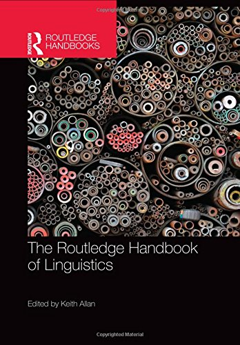 9780415832571: The Routledge Handbook of Linguistics (Routledge Handbooks in Linguistics)