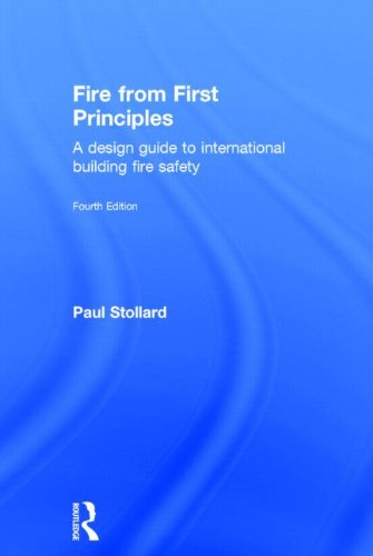 9780415832618: Fire from First Principles: A Design Guide to International Building Fire Safety