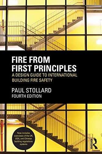 9780415832625: Fire from First Principles: A Design Guide to International Building Fire Safety