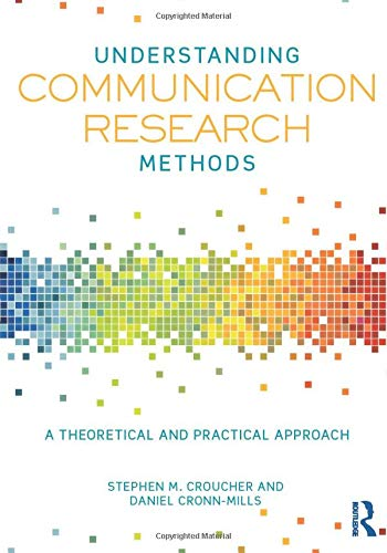 9780415833110: Understanding Communication Research Methods: A Theoretical and Practical Approach