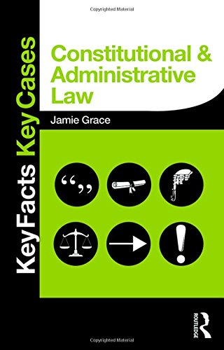 Constitutional & Administrative Law: Jamie Grace