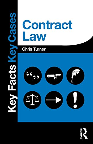 9780415833240: Contract Law (Key Facts Key Cases)