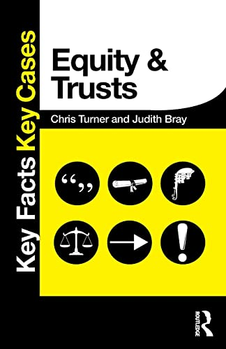 9780415833271: Equity and Trusts (Key Facts Key Cases)