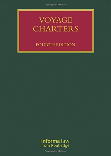 9780415833608: Voyage Charters (Lloyd's Shipping Law Library)