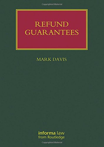 9780415833677: Refund Guarantees (Lloyd's Shipping Law Library)