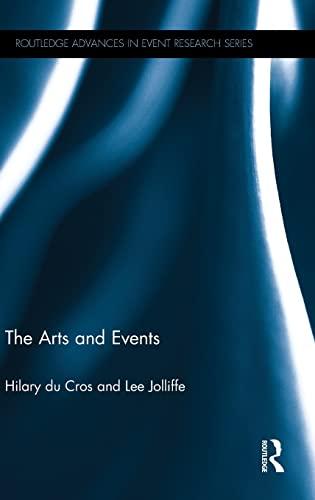 The Arts and Events (Hardback): Hilary Du Cros, Lee Jolliffe