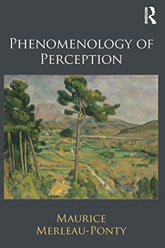 9780415834339: Phenomenology of Perception