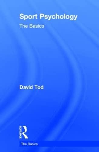 9780415834490: Sport Psychology: The Basics