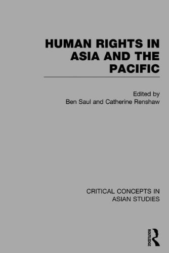 9780415834674: Human Rights in Asia and the Pacific (Critical Concepts in Asian Studies)