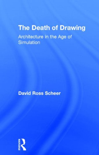 9780415834957: The Death of Drawing: Architecture in the Age of Simulation