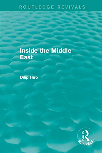 9780415835084: Inside the Middle East (Routledge Revivals)