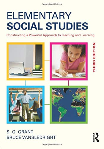 9780415835800: Elementary Social Studies: Constructing a Powerful Approach to Teaching and Learning