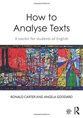 9780415836807: How to Analyse Texts: A toolkit for students of English